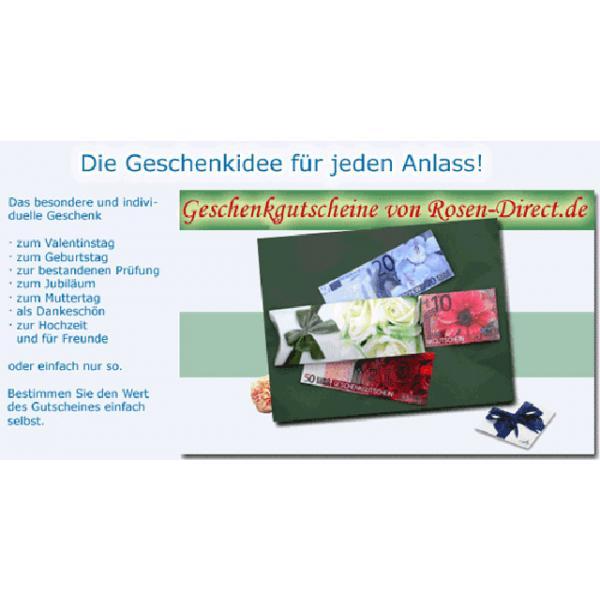 Gutscheine - 10,00 Euro Gutschein